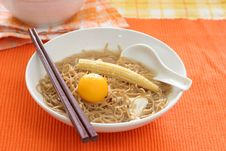 Free Noodles Royalty Free Stock Image - 3474566