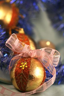 Free Christmas Decoration Stock Images - 3475504