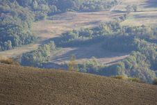 Landscape Of Apennines Stock Image