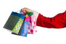 Free Happy Santa Stock Photography - 3476582