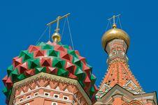Free Pokrovsky Church Royalty Free Stock Photos - 3478068