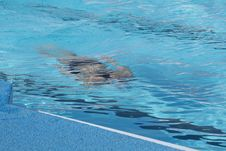 Free Movement Under Water Stock Photos - 3478893