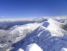 Free Peaks In Low Tatras.Slovakia Stock Photography - 3479652