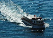 Free Boat Sailing Stock Image - 3479761