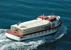 Free Boat Sailing Royalty Free Stock Image - 3479766