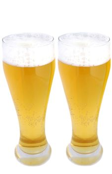 Free Pair Of Beer Pints Royalty Free Stock Images - 3479799