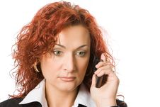Free Attractive Young Redheaded Stock Images - 3479984