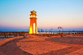 Free The Lighthouse Royalty Free Stock Image - 34700996