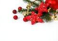 Free Christmas Decoration Royalty Free Stock Image - 34705446