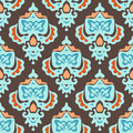 Free Vintage Seamless Pattern Stock Photos - 34709563