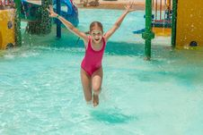 Free Aquapark Stock Photography - 34701112