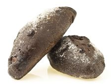 Free Black Bread Pile Royalty Free Stock Photography - 34701117