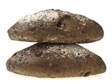 Free Side Black Bread Stock Photo - 34701220