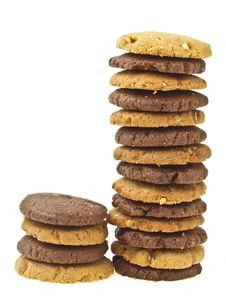 Free Mix Tower Cookie Stock Photography - 34701692