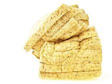 Free Damage Sliced Bread Stock Photos - 34701713