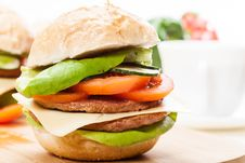 Free Sandwiches Royalty Free Stock Image - 34706656