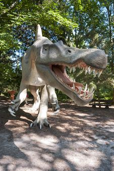 Free Dinosaur 5 Stock Image - 34709281