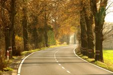 Free Country Road. Royalty Free Stock Photos - 34717578