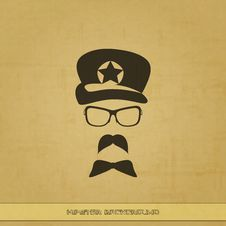 Free Hipster Cardboard Stock Image - 34719101