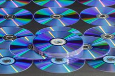 Free CD Or DVD Disc Stock Photos - 34719353