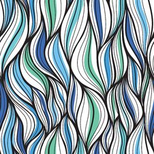 Free Seamless Abstract Pattern. A Dynamic And Continuou Royalty Free Stock Photos - 34723308