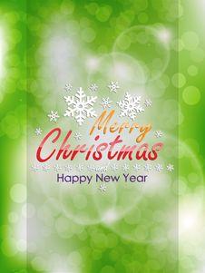 Free Christmas Background Stock Photo - 34727080