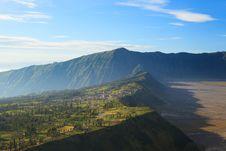 Free Bromo Volcano Mountain Stock Images - 34741134