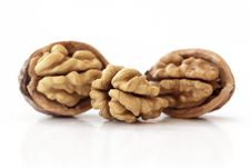Free Walnut Stock Photography - 34741972