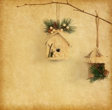 Free Christmas Decoration Stock Photography - 34744272