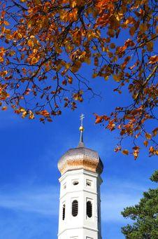 Free St. Coloman Church In Hohenschwangau Stock Photos - 34744903