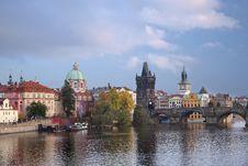 Free Prague. Royalty Free Stock Photo - 34747135