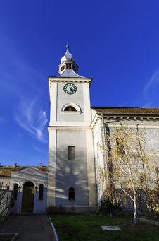 Free Evangelical Church Stock Photo - 34753530