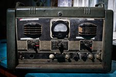 Free Old Radio Stock Image - 34754551