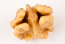 Free Walnut Royalty Free Stock Image - 34754736
