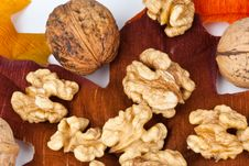 Free Walnuts Stock Photo - 34755970