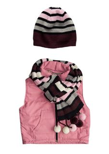 Free Winter Child Clothes.Isolated. Stock Photos - 34757323