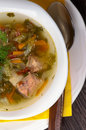 Free Vegetable Soup Stock Photography - 34764182