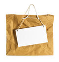 Free Wrinkled  Paper Bag Stock Images - 34778094