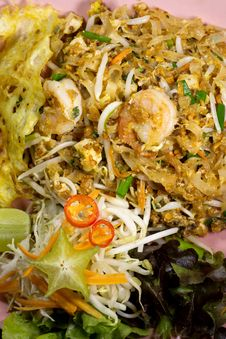 Free Thai Food Pad Thai Stock Photos - 34774823
