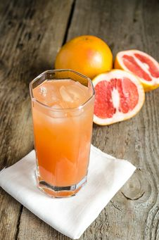 Free Grapefruit Juice Stock Photos - 34788943