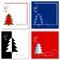 Free Set Of Christmas Cards Stock Photography - 34788822