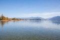 Free Lake Zurich, Autumn Stock Photo - 34790920