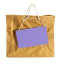 Free Wrinkled  Paper Bag Royalty Free Stock Image - 34799926