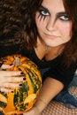Free Gorgeous Halloween Girl Stock Images - 3482324
