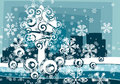 Free Winter Tree Background Stock Image - 3485921