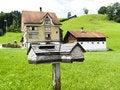 Free Mailbox Royalty Free Stock Photo - 3489365
