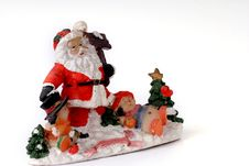Free Santa Claus Christmas Royalty Free Stock Photography - 3480067