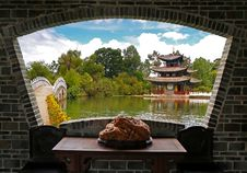 Free A Scenery View Of Lijiang Royalty Free Stock Photo - 3480075
