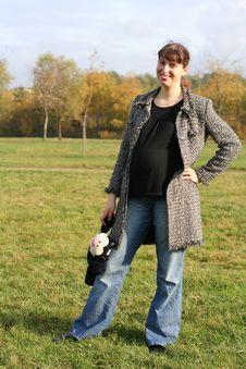 Free Pregnant Woman Royalty Free Stock Image - 3480126