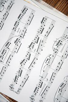 Free Music Stock Images - 3480424